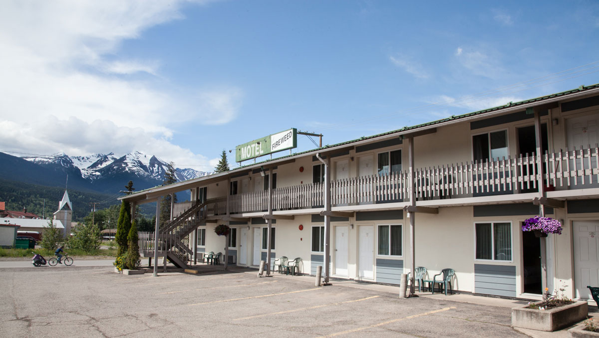 Fireweed-Motel-smithers